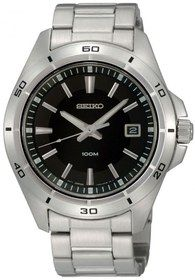 Seiko Quartz Sapphire Stainless Steel Watch # SGEE89P1 (Men Watch). Please visit us at the following URL: http://www.bodying.com/-sgee89p1/watches/79867
