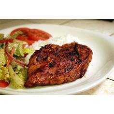 Blackened Chicken Take the bait and try this spicy charred chicken--a Cajun favorite. Cajun Fried Chicken, Grilled Chicken Breast Recipes, Fried Chicken Breast, Chicken Recipes, Recipe Chicken, Chicken Breasts, Turkey Recipes, Dinner Recipes, Dinner Ideas