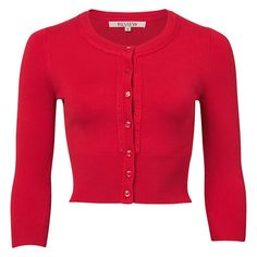 The classic Chessie Sleeve Cardigan in Red is the perfect cardi for any occasion and a must-have wardrobe essential. Beautiful Outfits, Cool Outfits, Fashion Outfits, Fashion Styles, Fashion Ideas, Girls Wardrobe, My Wardrobe, Red Cardigan, Sweater