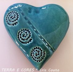 Coração Turquesa