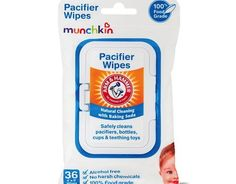 These pacifier wipes are a diaper bag must-have, especially if Baby's pacifiers always finds itself on the floor!