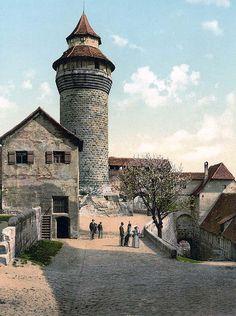 nuremberg germany | Vestner Tower, Nuremberg, Bavaria, Germany