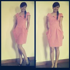 Another dress from zavia V Dresses For Work, Fashion, Moda, La Mode, Fasion, Fashion Models, Trendy Fashion