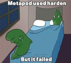 Oh Metapod....