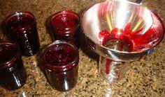 perfect recipe for raspberry jam!