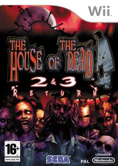 imagen The House of the Dead 2 & 3 Return [WII][PAL][ESP]