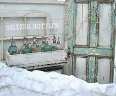 ChiPPy! - SHaBBy!: BeSt-Ever SHABBY WHITE OUT @ Gina Peck's CoTTaGe Home!!!