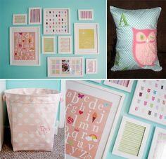 Nursery Ideas: Whimsy Owl Themed Nursery for Baby Girl.Anna Grace is the girl name. Owl Themed Nursery, Owl Nursery, Nursery Decor, Nursery Ideas, Room Ideas, Decor Ideas, Baby Decor, Nursery Room, Bedroom Wall
