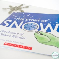 This nonfiction read aloud, The Story of Snow, is perfect for modeling main idea and detail identification in nonfiction text. Hop to the January edition of Books Teachers Love to learn more.