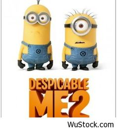 Despicable Me 2 Gru is recruited by the Anti-Villain League to help deal with a powerful new super criminal. Minion 2, Fast Five, Movie Co, Despicable Me 2, Steve Carell, Disney Movies, Movies Online, Detective, Bleach