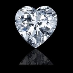 Who loves the heart shaped diamond? Heart Diamond Engagement Ring, Heart Shaped Diamond, Heart Shapes, Diamond Cuts, Diamonds, Stone, Beautiful, Jewelry, Rock