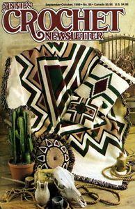southwest afgans | ... Crochet Newsletter #95 Southwest Patterns - Afghans/Pillow s/Rug