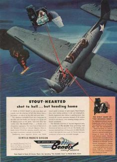 1940s War Ads | Vintage Military, War and Army Recruiting Ads of the 1940s (Page 12)
