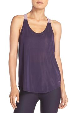 Nike 'Elevate' Racerback Dri-FIT Tank available at #Nordstrom