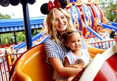 Candice + Florence May King - Disneyland
