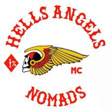 Резултат с изображение за hells angels logo
