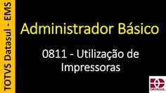 Totvs - Datasul - Treinamento Online (Gratuito): 0811 - EMS - Administrador Básico - Utilização de ...