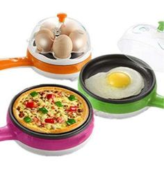 The Best Selling and Fastest Egg Boiler and Omelette Maker 2020 – Top Home Gadgets Pizza Omelette, Best Omelette, Boiled Egg Protein, Pizza Maker, Steamed Eggs, Home Gadgets, Fried Fish, Boiler, Boiled Eggs