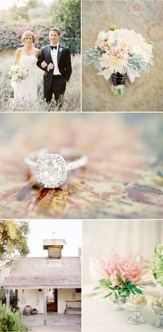 Abby Larson's favorite wedding, and I can see why. And there is my ring:)