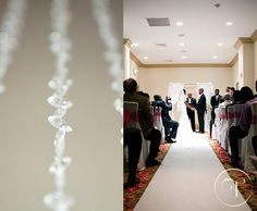 Beautiful Ceremony Held in our Addison Salon