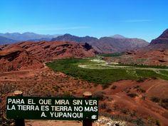 Tres cruces, Quebrada de las Conchas, Salta - Argentina