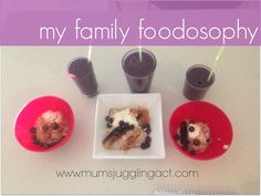 Blueberry smoothies, porridge with fried banana, greek yoghurt and blueberries. Breakfast of champions I say! Greek Yoghurt, Breakfast Of Champions, Porridge Oats, Oats Recipes, Baby Health, Mother And Baby, Healthy Life, Blueberry, Smoothies