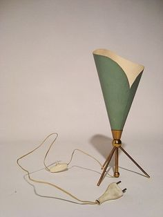 Table Lamp by Angelo Lelli for Arredoluce, Italy 1950's   SWOOON
