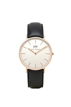 **Daniel Wellington Classic Sheffield Watch - Watches - Bags & Accessories
