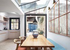 Lambeth Marsh House, une sublime extension à Londres signée Fraher Architects