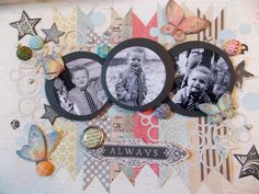 Memory Frame by ChasteColumbine on Etsy
