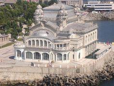 cazino Constanta casino Romania dobrogea Black Sea