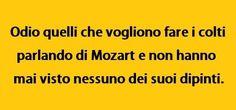 Mozart e cultura
