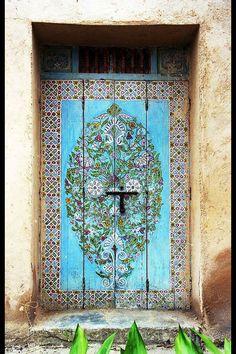 Moroccon's Door