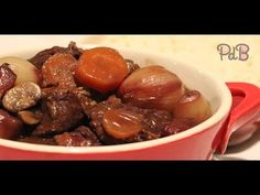 Panela de Barros - Boeuf Bourguignon do filme Julie & Julia - YouTube