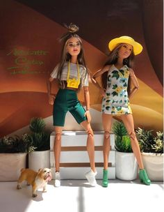 Fashion Dolls Couture – Unlimited: Sunshine – Barbie made to move Barbie Life, Barbie World, Barbie Summer, Made To Move Barbie, Barbie Sewing Patterns, Barbie Fashionista Dolls, Diy Barbie Clothes, Barbie Model, Barbie Collector