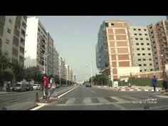 QQLX Street view car Ceuta -Tetouan - M'diq - Ceuta - GS1000 HD - YouTube