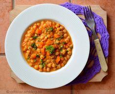 Sárgarépás csicseriborsó főzelék | Ottis főz Diet Recipes, Vegan Recipes, Chana Masala, Healthy Life, Healthy Foods, Carrots, Side Dishes, Paleo, Food And Drink