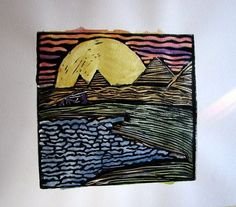 my printmaking journey: February 2012