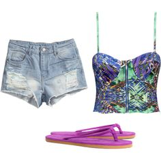 """""""hym surf"""" by naiaraparraferre on Polyvore"""