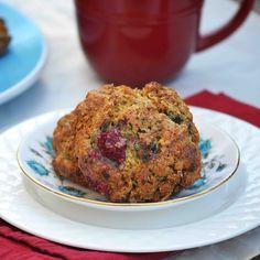 Bakeaholic Mama: Whole Wheat Oatmeal Raspberry Ginger Scones : Sundays With Joy