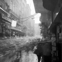 Sabuncu Hani Sokak, Istanbul, März 2014 © Robert Herrmann