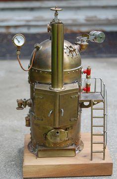 MODEL ENGINEERING STEAM LOCOMOTIVE BOOK PLANS LBSC boiler making