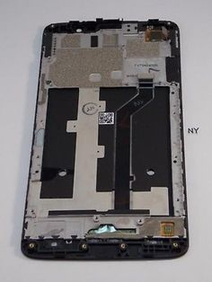Zte Working Lcd & Digitizer Touch Max Xl N9560 Boost Mobile Phone Oem Part #274 Display: Screen Lens Screen #BoostMobilePhones