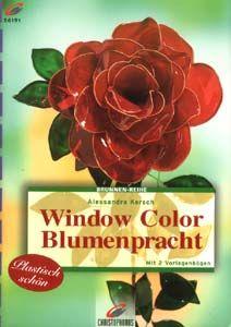 Window Color Blumenpracht