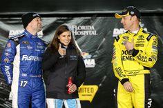 Danica Patrick, others in NASCAR embrace Valentine's Day...: Danica Patrick, others in NASCAR… #Valentines #Valentine #ValentinesDay