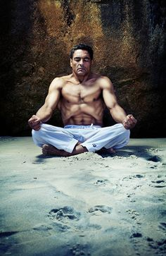 Rickson Gracie by brunosennaphotos.com, via Flickr #mma #martialarts #mixedmartialarts