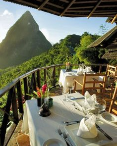 """See the """"Dasheene, Ladera Resort, St. Lucia"""" in our  gallery"""