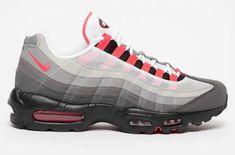 Nike Air Max 95 (Solar Red) Sneaker Freaker