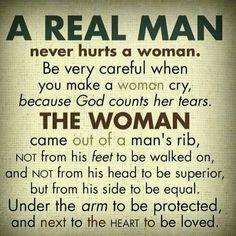 you make a woman go mad