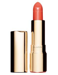 Rouge à lèvres Joli Rouge de Clarins corail